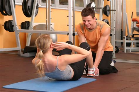 health fitness why a personal trainer will fulfill your