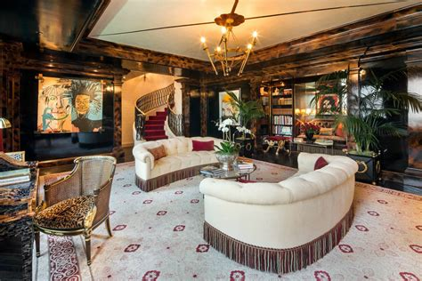 home and design show nyc jaw dropping tommy hilfiger s penthouse at new york plaza