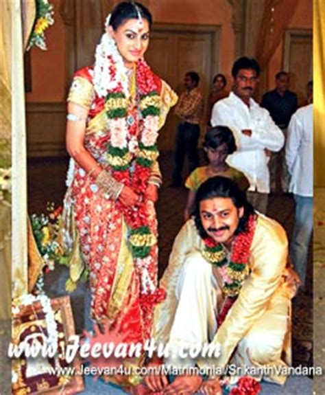 telugu actor srikanth wedding photos related keywords suggestions for srikanth wedding