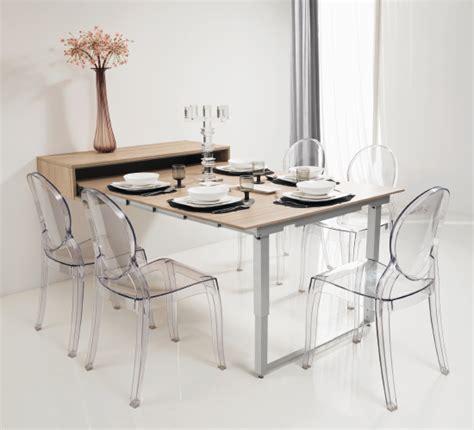 table cuisine gain de place solutions gain de place pratique et design d am 233 nagements