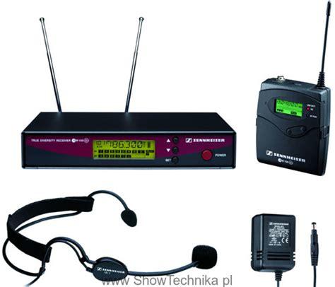 Mikrofon Senheiser Ew 135g2 sennheiser mikrofon dynamiczny bezprzewodowy ew 135 g2