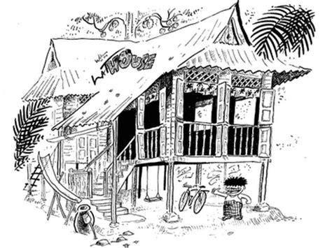 doodle rumah lukisan rumah kung kartun www pixshark images