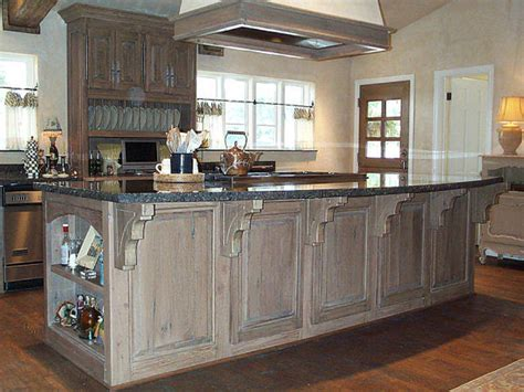 Custom Made Kitchen Island by Custom Kitchen Islands Custom Furniture