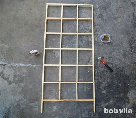 room divider diy diy room divider tutorial bob vila