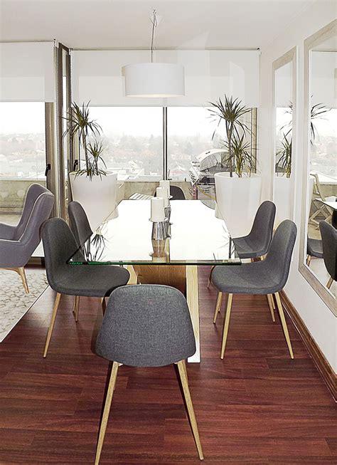 decoracion de cocina comedor decoraci 243 n de living comedor minimalista el