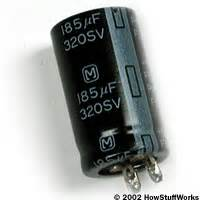 what is static capacitor how capacitors work howstuffworks