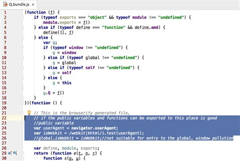 javascript module pattern public variables javascript how to use webpack or browserify to deal with
