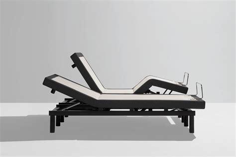 tempur pedic tempur ergo adjustable bed base metro mattress