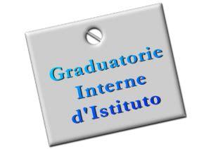 graduatoria interna docenti 76fb410c6e85523ba4a4924523557050
