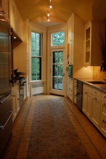 charles r hoover residence renovation brookline row house renovation traditional kitchen