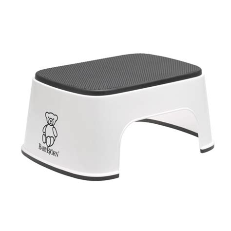 Baby Step Stool by Baby Bjorn Safe Step Stool White Potty Concepts
