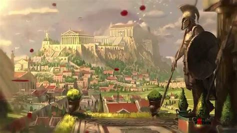 r city age трейлер игры age of sparta youtube