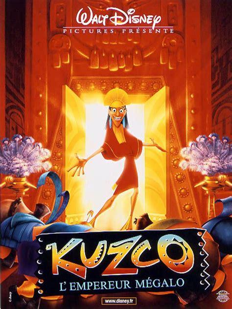 Film Disney Kuzco | anecdotes du film kuzco l empereur m 233 galo allocin 233