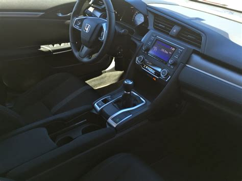 motor auto repair manual 1988 honda civic interior lighting why the 2016 honda civic lx with a manual is the best 2016 civic carscoops