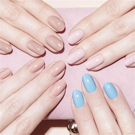 wide nail beds what nail shape is for you