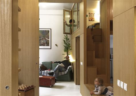 an inspirational apartment living in a shoebox apartment divided into nine boxes living in a shoebox