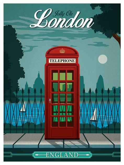 poster design london ideastorm media store vintage london travel poster