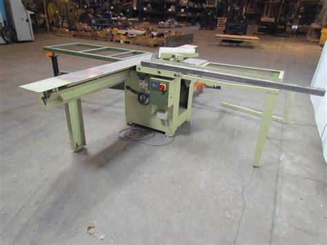 Scmi Mini Max S300ps Sliding Table Saw 230v 3ph 7 5 Hp W Scmi Sliding Table Saw