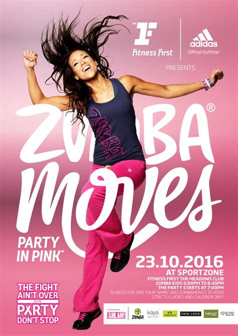 zumba steps with names zumba moves party in pink fitness first uae