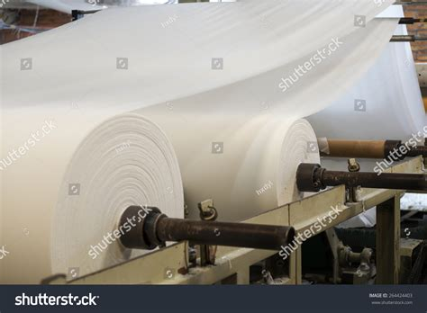 paper and pulp mill stock paper and pulp mill stock photo 264424403