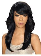 sister remy fiber high heat synthetic wig ht saja hollywood remy fiber synthetic sis sister wig collection