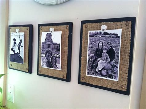 Handmade Photo Frame Ideas - 50 creative diy picture frame project ideas page 46