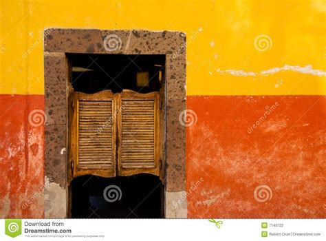 swinging doors tavern swinging tavern doors mexico stock photography image
