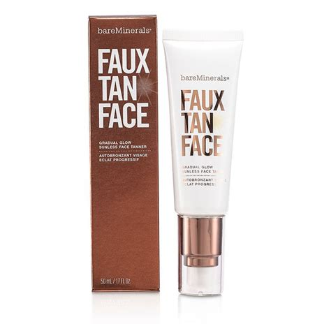 Bare Minerals Makeup Lift And Glow Set With Pouch Original bare escentuals bare minerals faux gradual glow sunless the club