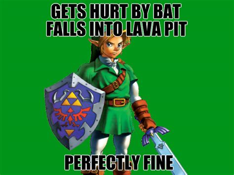Link Meme - link meme by retroredtd on deviantart