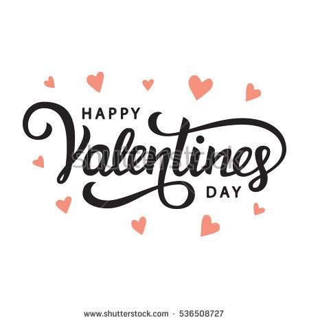 happy valentines day font stock images royalty free images vectors