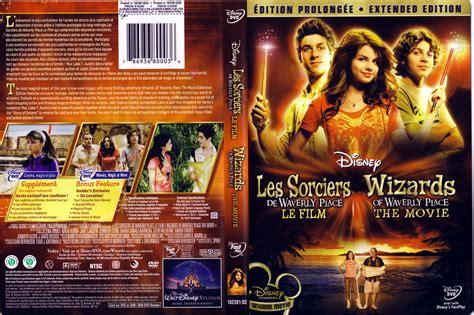 film streaming nouveauté jaquette dvd de les sorciers de waverly place le film