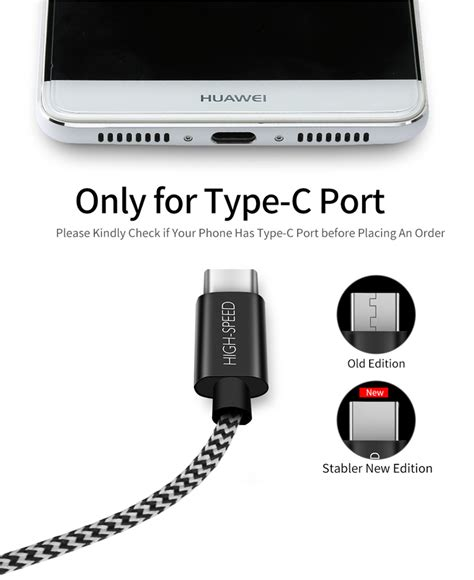 Promo Cable Type C Standup Tipe C Kabel Coil Brace usb type c braided cable