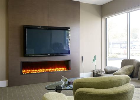 product review dynasty bt 55 linear electric fireplace