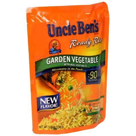 Garden Vegetable Rice Ben S Ready Rice Garden Vegetable