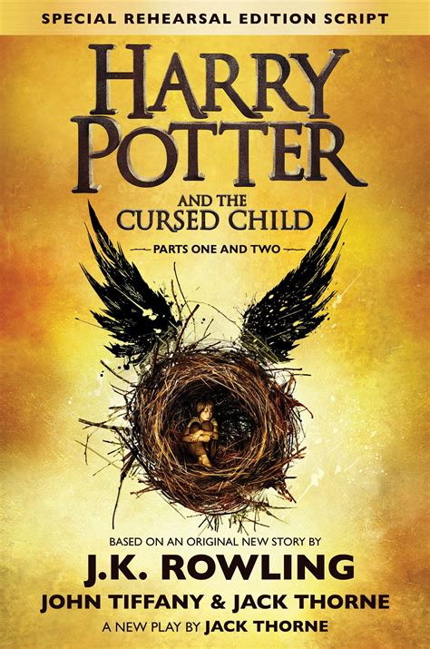 harry potter book picture harry potter and the cursed child parts 1 2 audio