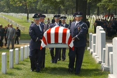 Will Be Buried Friday by Washington On Friday 15 Veterans Will Be Buried With