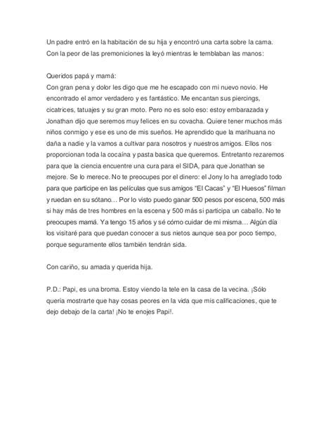 carta de un padrastro a hija carta entre padre e hija