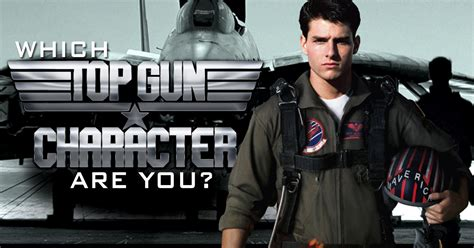 which top gun character are you brainfall