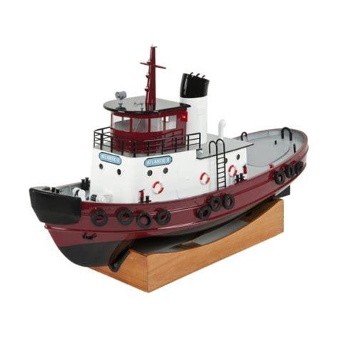 rc boats aquacraft aquacraft atlantic ii tug boat rtr