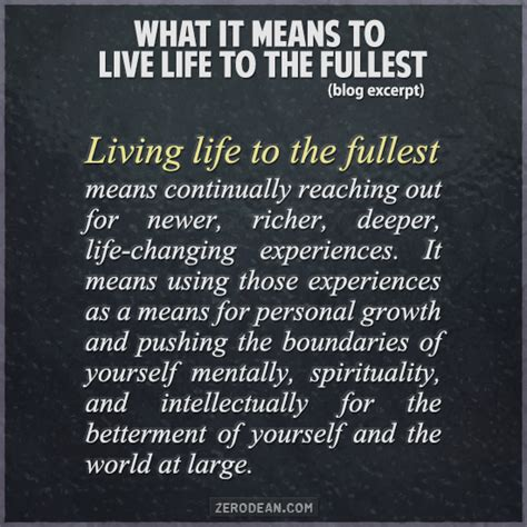Living To The Fullest Essay by Essay On Living To The Fullest To Live Is The Rarest Thing In The World Most
