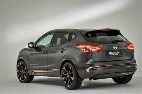 New Nissan Qashqai 2018 by 2018 Nissan Qashqai Price Automotive Design Specs