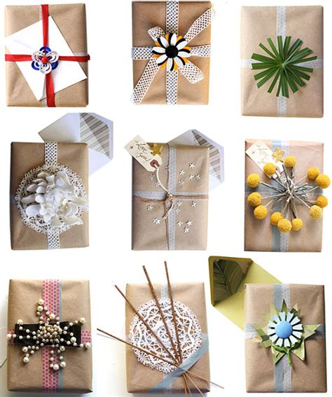 creative gift wrap ideas decoist