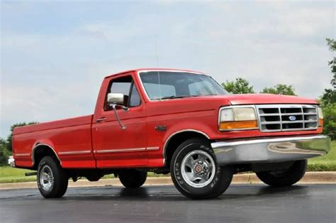 1992 ford f 150 review