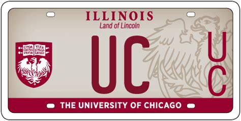 Cyberdriveillinois Vanity Plate by Collegiate Of Chicago License Plates