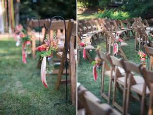 Outdoor Wedding Aisle Decorations Weddingbee by How Would You Decorate This Ceremony Space Help