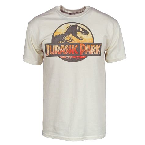 mens jurassic park t shirt from jukupop