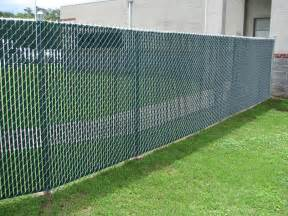 Decorative Chain Link Fence by Easy Decorative Chain Link Fence Fence Ideas Fence Ideas