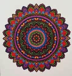 mandala coloring book hastings dress your tech flower shower desktop wallpaper vera
