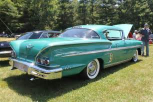 1958 chevrolet impala a one year