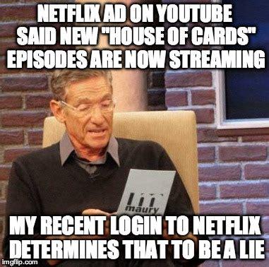 Meme Advertising - maury lie detector meme imgflip